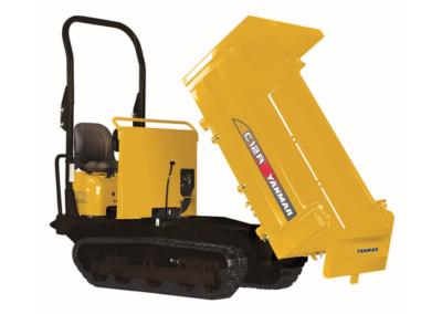 Dumper à chenilles Yanmar C12R-B – 1,15 T