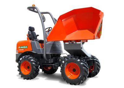 Dumper à roues AUSA D150 AHG en location – 1,5 T