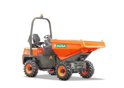 Dumper à roues AUSA D250 AHG en location – 2,5 T