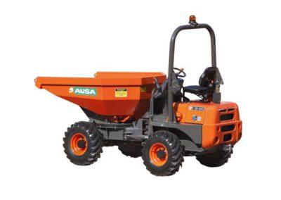Dumper à roues AUSA D350 AHG en location – 3,5 T