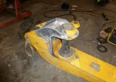Réparation de machine de manutention à Liège