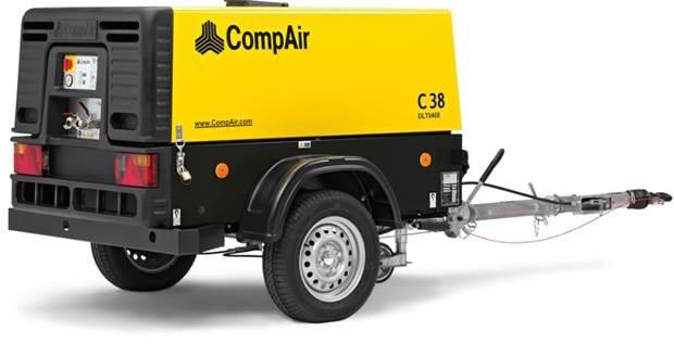 Location compresseur CompAir C42